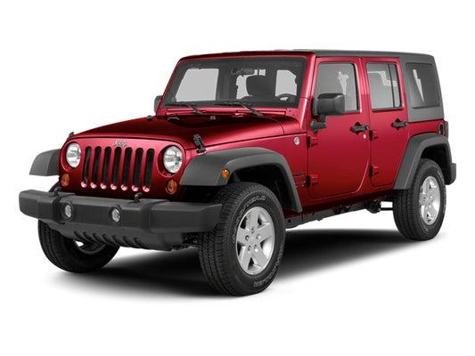 2013 Jeep Wrangler Unlimited 4WD 4dr Sport in Sheridan, WY