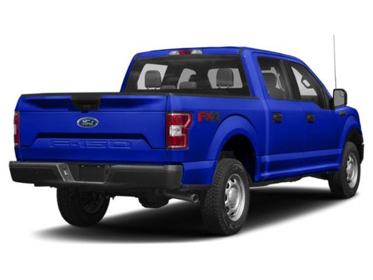 2019 Ford F 150 Lariat 4wd Supercrew 5 Box In Sheridan Wy