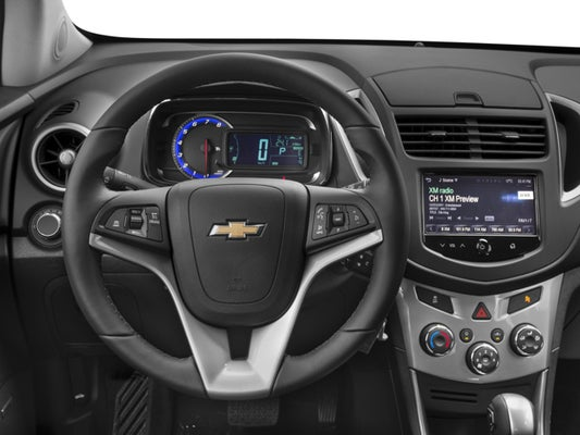 2016 Chevrolet Trax Lt In Sheridan Wy Fremont Ford