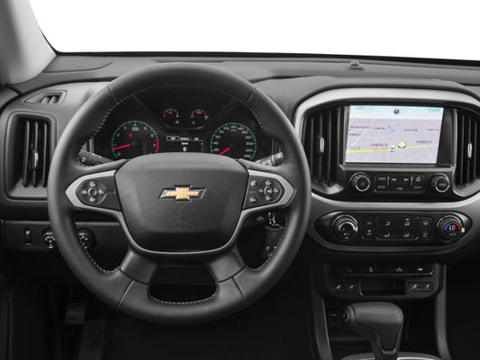 2016 Chevrolet Colorado 4wd Crew Cab 128 3