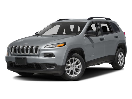 2016 Jeep Cherokee 4wd 4dr Sport In Sheridan Wy Fremont Ford
