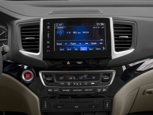 2017 Honda Pilot Touring Awd In Sheridan Wy Fremont Ford