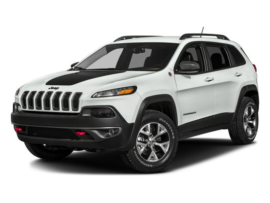 2017 Jeep Cherokee Trailhawk In Sheridan Wy Fremont Ford