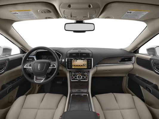 2018 Lincoln Continental Select Awd In Sheridan Wy Fremont Ford