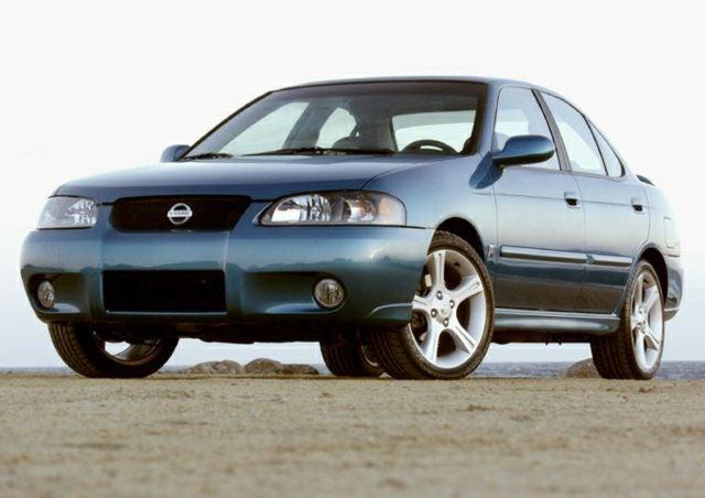 2003 Nissan Sentra 4dr Sdn SE R Spec V Manual In Sheridan, WY