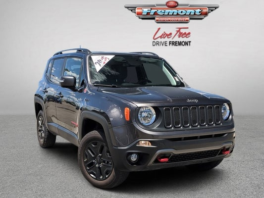 2018 Jeep Renegade Trailhawk In Sheridan Wy Sheridan Jeep
