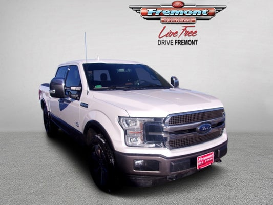 2019 Ford F 150 King Ranch 4wd Supercrew 5 5 Box In Sheridan Wy