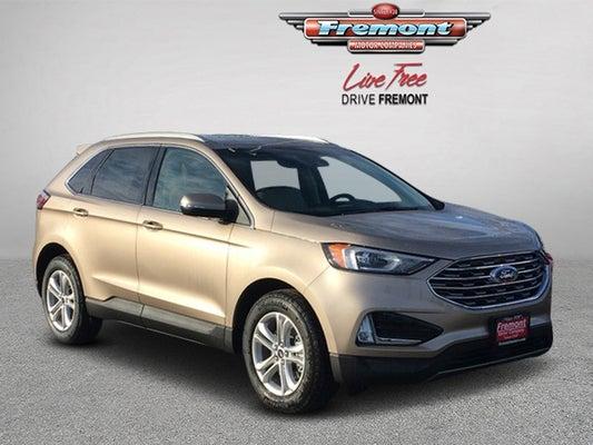 Ford Edge Awd >> 2020 Ford Edge Sel Awd
